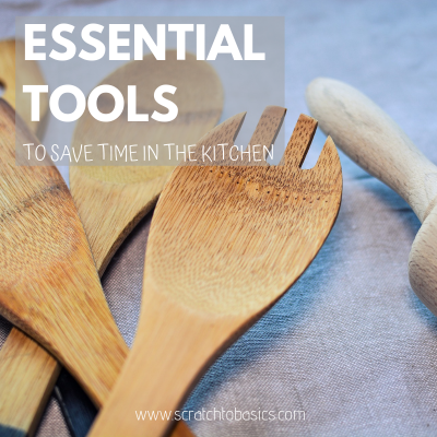 Essential Time Saving Tools in the Kitchen