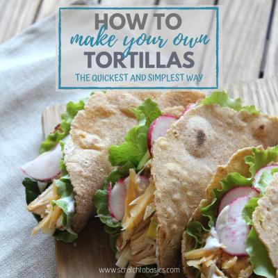 Say Hello To The Tortilla Press