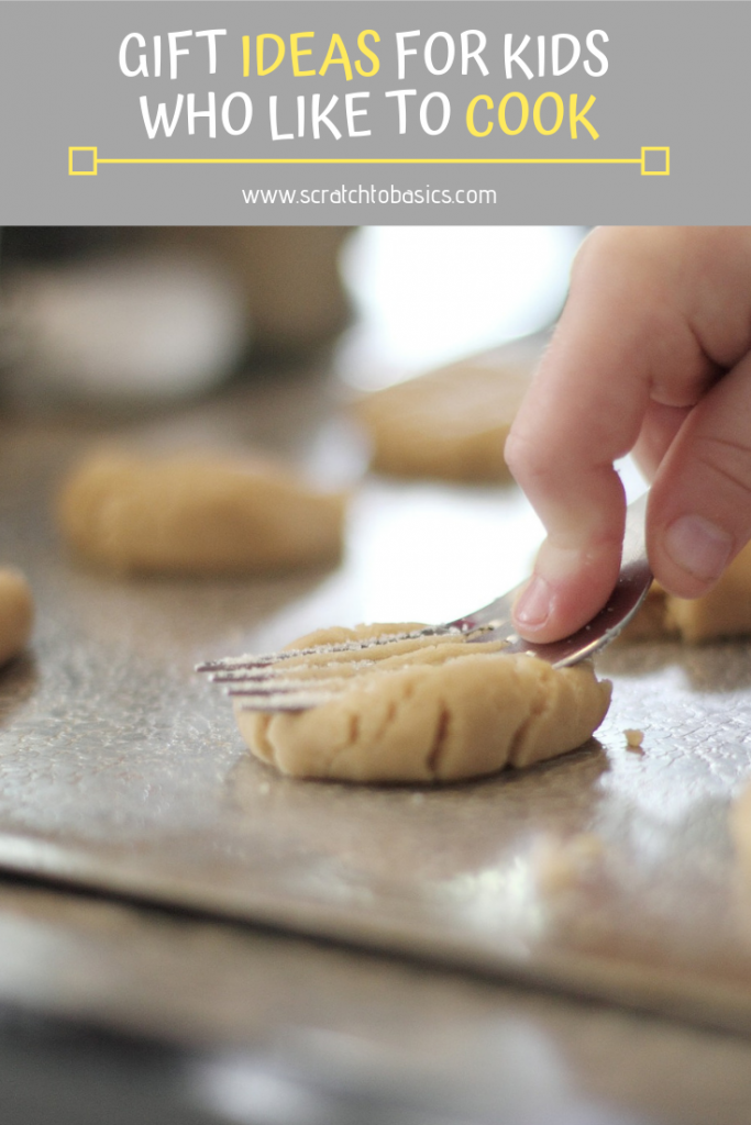 How To Make Memories With Your Little Chef Scratch To Basics