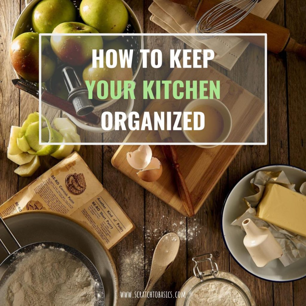 Use these tools for simple ways to keep your kitchen organized. Simple meal planning worksheet, essential pantry items, cooking conversions cheat sheet, and printable recipe cards. All yours for free!