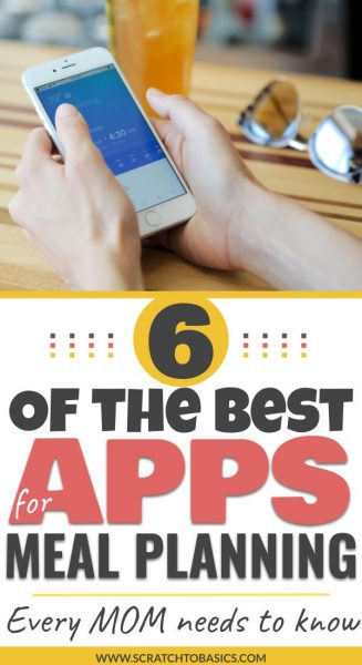 best meal planning apps for families