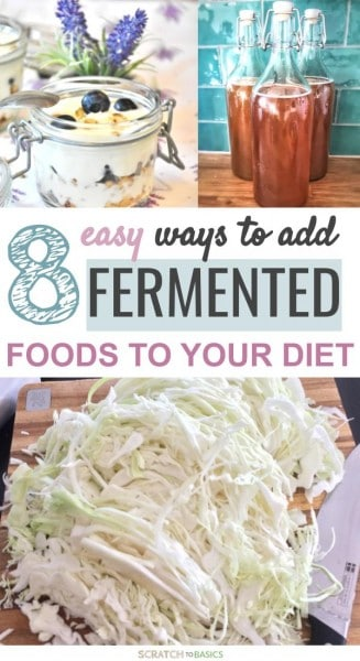8 easy ways to add fermented foods to your diet