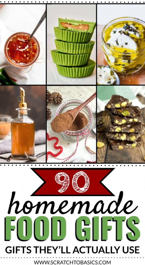 90 homemade food gifts you'll want to keep for yourself