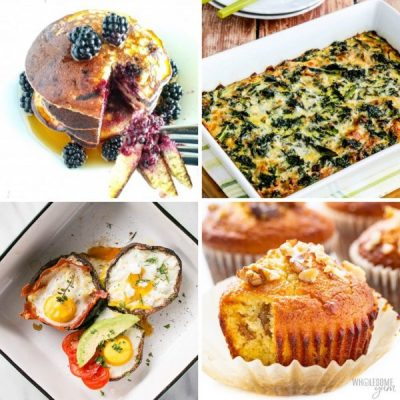 51 Incredibly Delicious Low Carb Breakfasts to Make Today