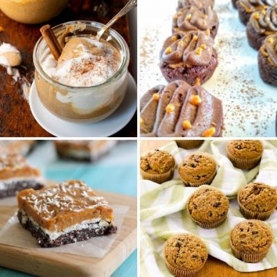 10 Delicious Paleo Pumpkin Desserts