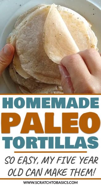 How To Make Fail Proof Homemade Tortillas With A Tortilla Press