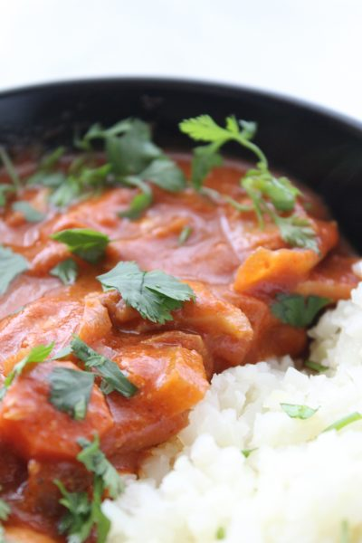 Paleo Indian Butter Chicken from Scratch To Basics