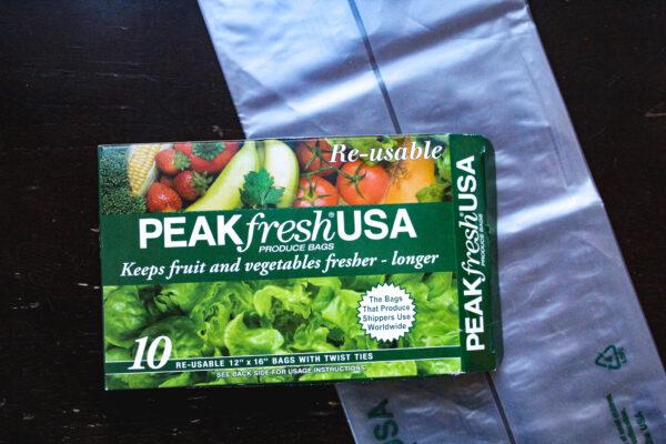 Peakfresh bags