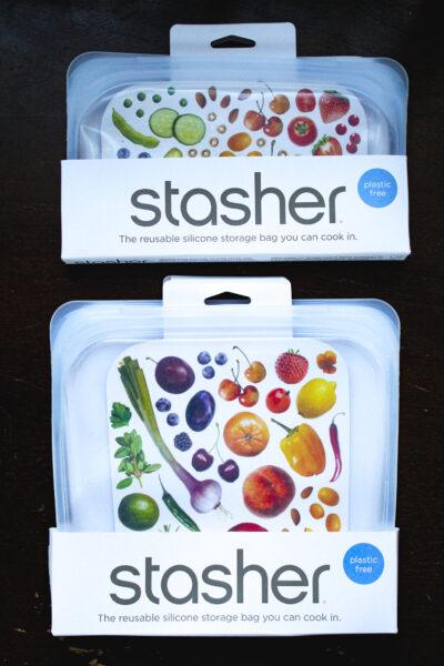 Stasher snack & sandwich bags