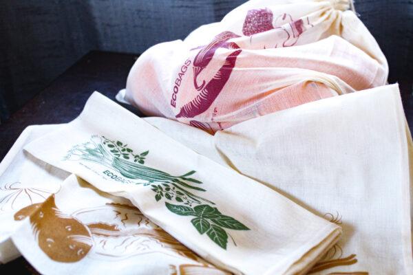 Eco bags produce & bulk bags