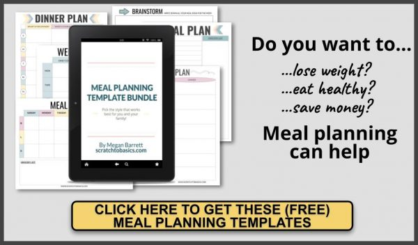 meal-planning-templates