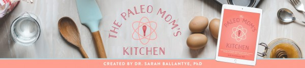 The Paleo Mom's Kitchen Ebook is a great Paleo resource.