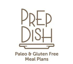Prep dish logo
