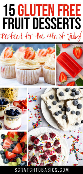 Pictures of 4th of July desserts