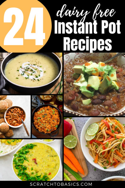 24 dairy free instant pot recipes for easy dinner tonight