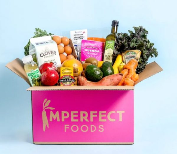 Get groceries delivered with Imperfect Foods