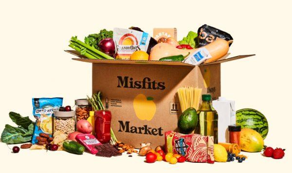 Get your groceries delivered with Misfits Market