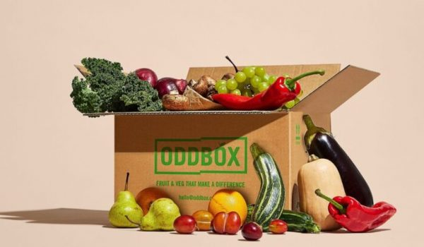 Oddbox is a produce delivery service in the UK