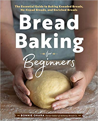bread baking for beginners cookbook