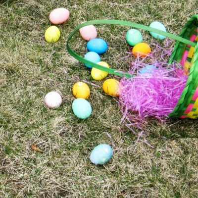 15 Ideas for a Candy Free Easter Basket