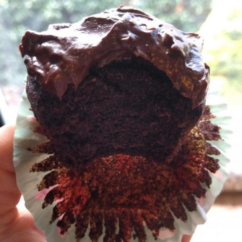 Perfect Paleo Avocado Chocolate Frosting