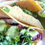 fish-tacos-avocado-lime-sauce