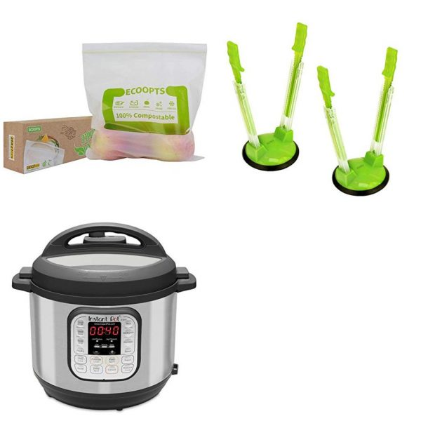 beginner freezer meal tools kit