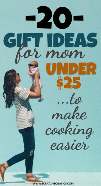 Kitchen gifts for moms