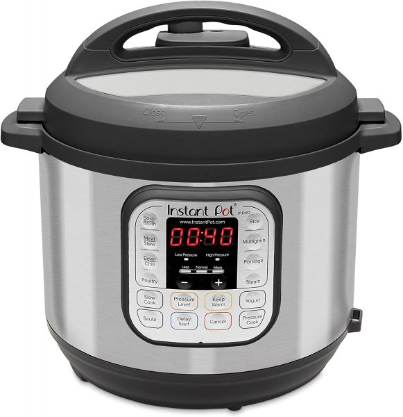 instant pot with slow cook option