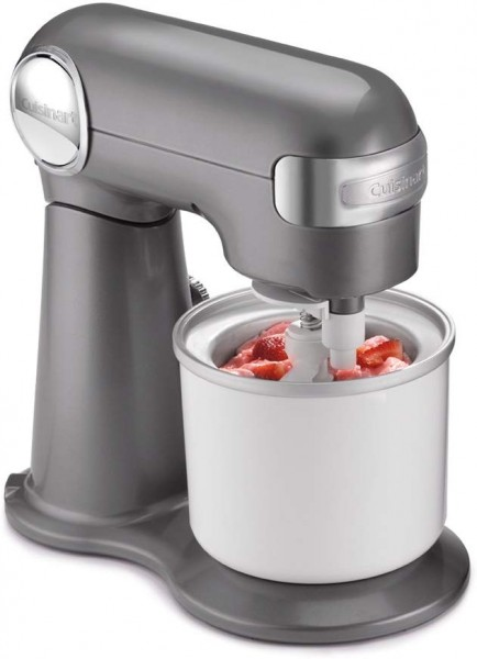 kitchen aid ice cream attachment
