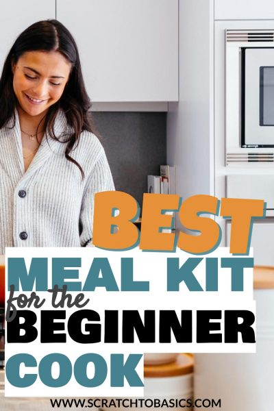 meal kits for beginner cook