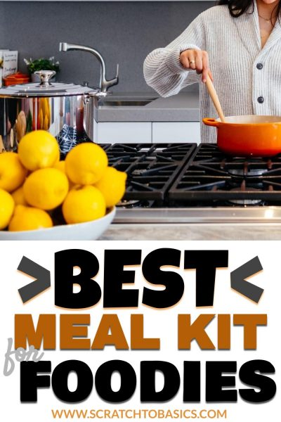 meal kits for foodies