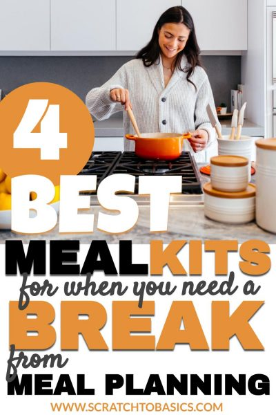 4 best meal kit delivery services