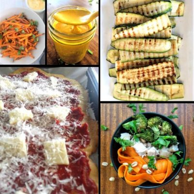 Gluten Free Meal Plan: 7-Days of Healthy Dinners
