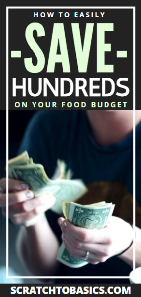 start grocery shopping on a budget & save hundreds