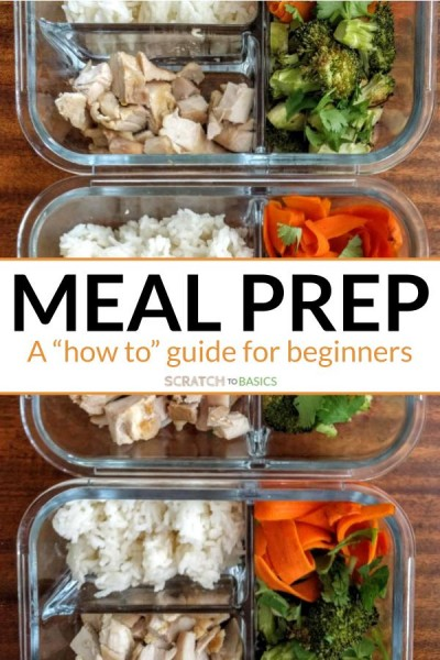 Meal prep made simple with this how-to guide for beginners.