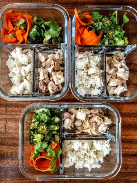 Use this recipe as a meal prep recipe with these meal prep containers