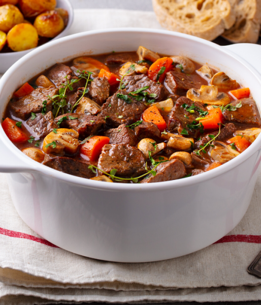 Easy Paleo Beef Stew from Primal Edge Health