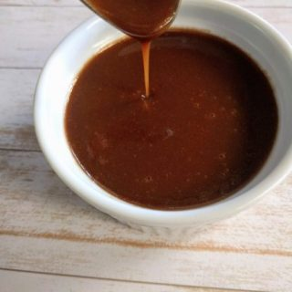 Three Ingredient Balsamic Vinaigrette