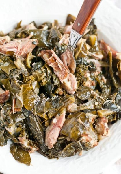 Southern collard greens by Neighbor Food Blog