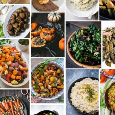 107 Gluten Free Thanksgiving Vegetable Side Dishes To Serve This Year