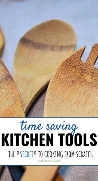 time saving kitchen tools - the secret from cooking